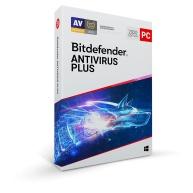Bitdefender Antivirus Plus 2020 - 1PC na 3 měsíce