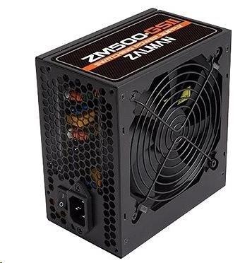 Zdroj Zalman ZM500-GSII 500W ATX12V 2.3 aPFC 12cm fan