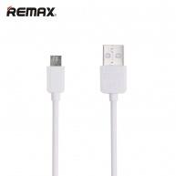 REMAX datový kabel s micro USB konektorem, délka 1 m - bílý