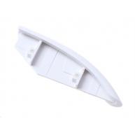 Proužek zadního nárazníku pro Xiaomi Scooter, bílý