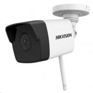 HIKVISION IP kamera 2Mpix, 25sn/s, obj.2,8mm (114°), IR 30m, napájení DC 12V, Wi-Fi, audio, microSD slot, H.264, IP66