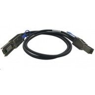 QNAP Mini SAS kabel SFF-8644-8088, 1m