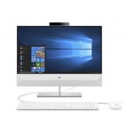 """HP PC AIO 24-xa1003nc;24"""" FHD 1920x1080;Non Touch;AMD Ryzen7-3750H,16GB;512GB SSD+2TB;AMD Radeon Vega;WiFi;win10-white"""