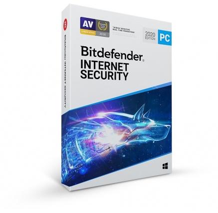 Bitdefender Internet Security - 1PC na 1 rok_BOX