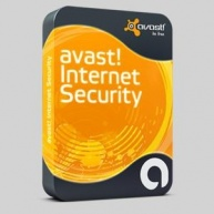 Avast  Internet Security, Nová licence, 1 PC, 1 Rok, BOX