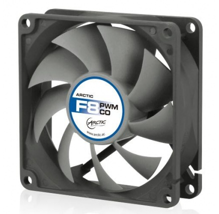 ARCTIC F8 PWM CO ventilátor - 80mm