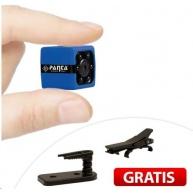 Panta Pocket Cam - Mini kamera, reaguje na pohyb ve dne i v noci (s 8 gb SD)