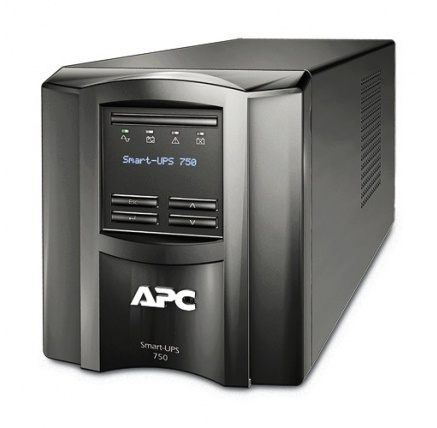 APC Smart-UPS 750VA LCD 230V with SmartConnect (500W)