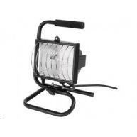 Extol Craft světlo halogenové přenosné s podstavcem, 400W, svítivost jako 600W