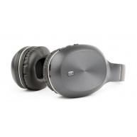 GEMBIRD sluchátka s mikrofonem Miami, Bluetooth, mikrofon, šedá - Rozbaleno