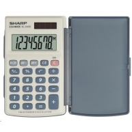 SHARP kalkulačka - EL-243S - bílá