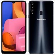 Samsung Galaxy A20s (A207), černá