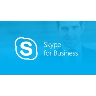 Skype for Business Server Standard CAL LicSAPk OLP NL Gov USER