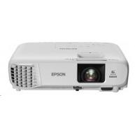 EPSON projektor EB-U05, 1920x1200, 3400ANSI, 15.000:1, HDMI, VGA, USB 2-in-1, REPRO 2W
