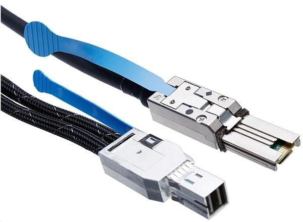 HPE 2.0m External Mini SAS High Density to Mini SAS Cable (to connect HP SAS ext LTO tape devices to H241HBA)