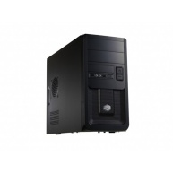 case Cooler Master minitower Elite 343, mATX,black,bez zdroje