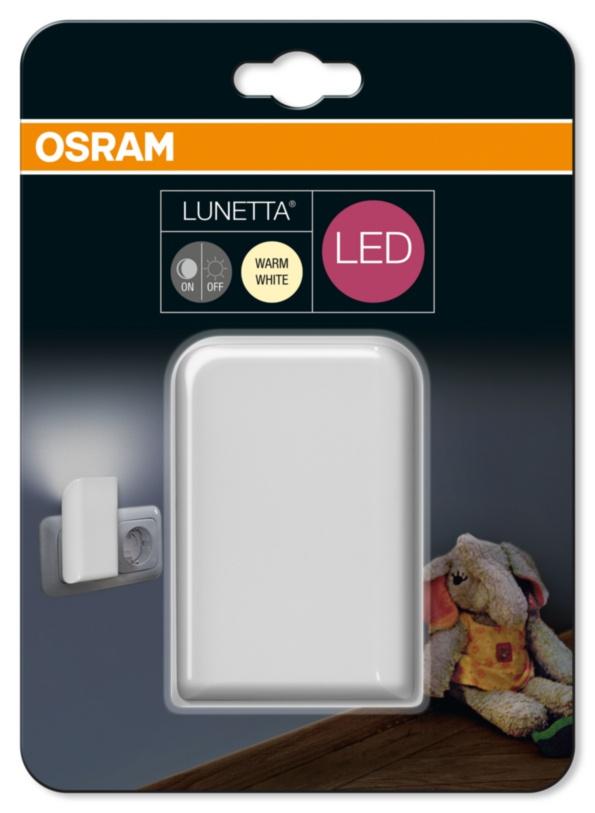 OSRAM LED svítidlo  LUNETTA Glow White