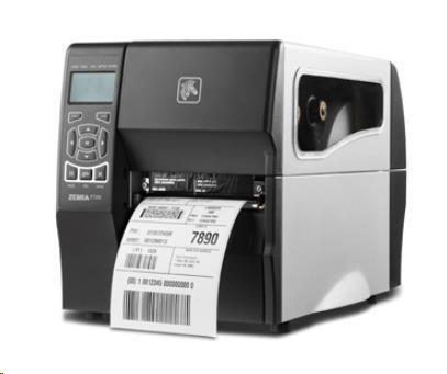 ZebraTT průmyslová tiskárna ZT230, 203 DPI, RS232, USB, 802.11