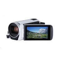 Canon Legria HF R806 kamera, Full HD, 57x zoom - bílá