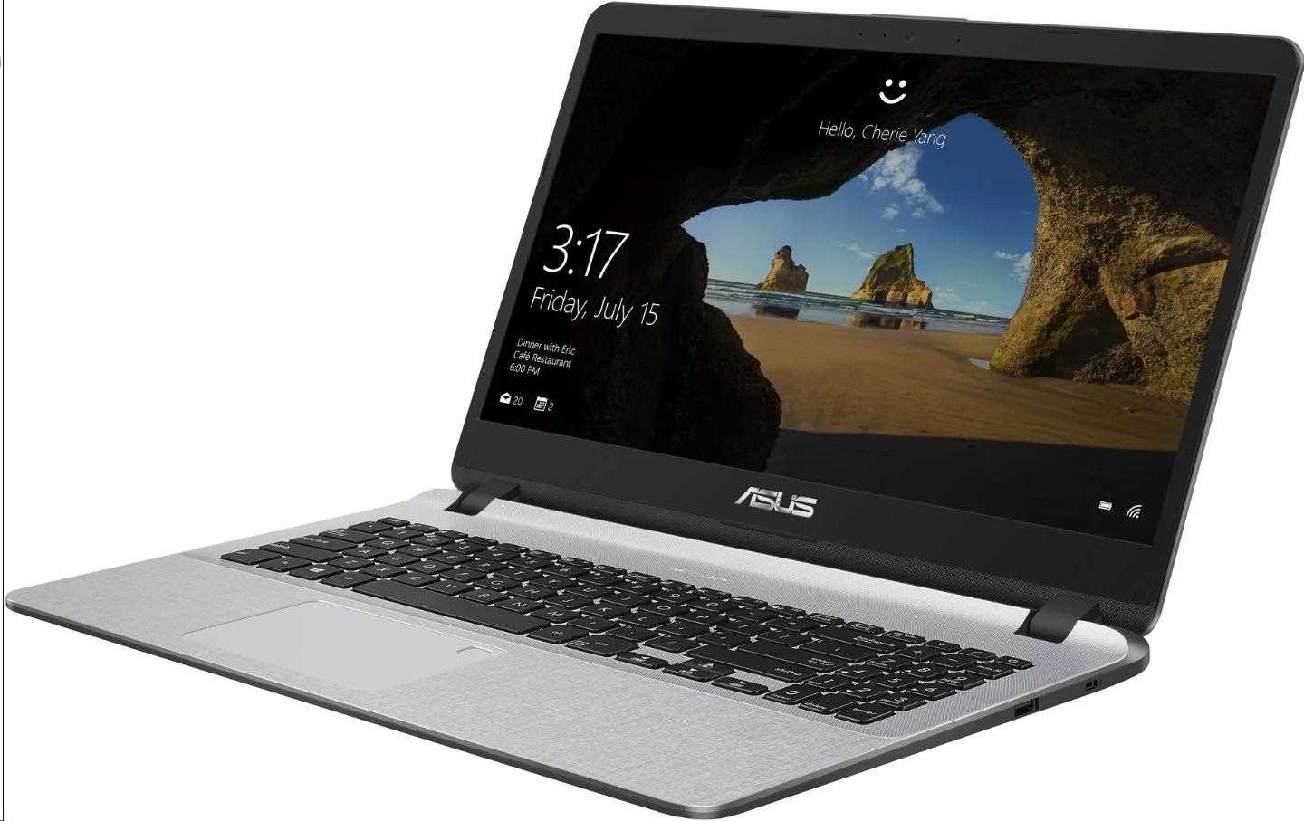"ASUS NB X507UF - 15.6"" FHD, i5-8250U, 8GB, 1T HDD54 + 128GB SSD, NVIDIA GeForce MX130, W10H, Grey"