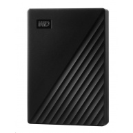 "WD My Passport portable 4TB Ext. 2.5"" USB3.0 Black"