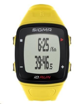 Sigma iD.RUN žlutá