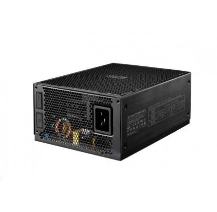 Cooler Master zdroj MasterWatt Maker 1200, 1200W, Active PFC, 135mm větrák, modular, 80+ Titanium