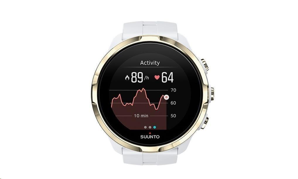 Suunto Spartan Sport Wrist HR Gold