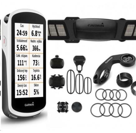 Garmin GPS cyclocomputer Edge 1030 EU Bundle