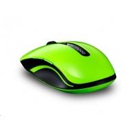 RAPOO myš 7200P USB optická, bezdrátová, zelená