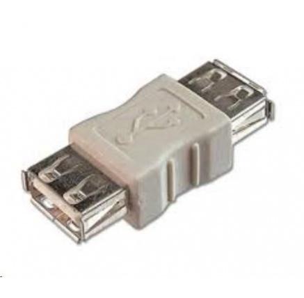PREMIUMCORD Redukce USB A(F) / A(F)