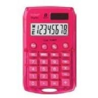 REBELL kalkulačka - StarletP BX - růžová