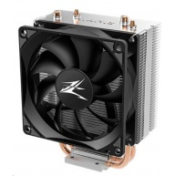 ZALMAN chladič CNPS4X / ultratichý/ 92mm PWM fan/ 2 heatpipes/ pro Intel 115x, AMD AM4