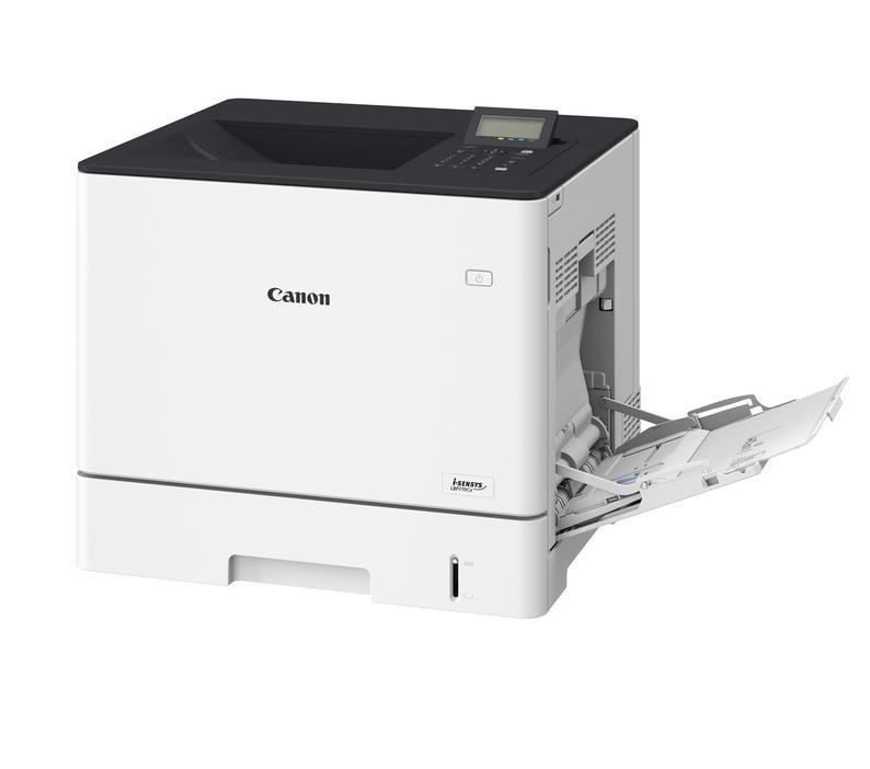 Canon i-SENSYS  LBP710Cx - barevná, SF, duplex, USB, LAN
