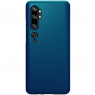 Nillkin Super Frosted Shield pro Xiaomi Mi Note 10 / Mi Note 10 Pro Peacock Blue