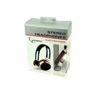 GEMBIRD sluchátka MHP-903, černá
