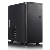 FRACTAL DESIGN skříň CORE 1100 mATX, 1xUSB 3.0 + 1x USB 2.0, Black, bez zdroje