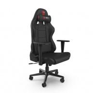 SPC Gear SR300F V2 BK herní židle černá - textilní