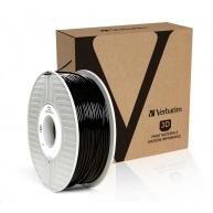 VERBATIM 3D Printer Filament ABS 2.85mm, 152m, 1kg black (OLD PN 55018)
