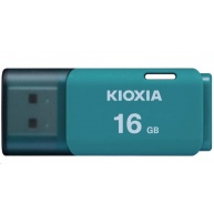 KIOXIA Hayabusa Flash drive 16GB U202, Aqua