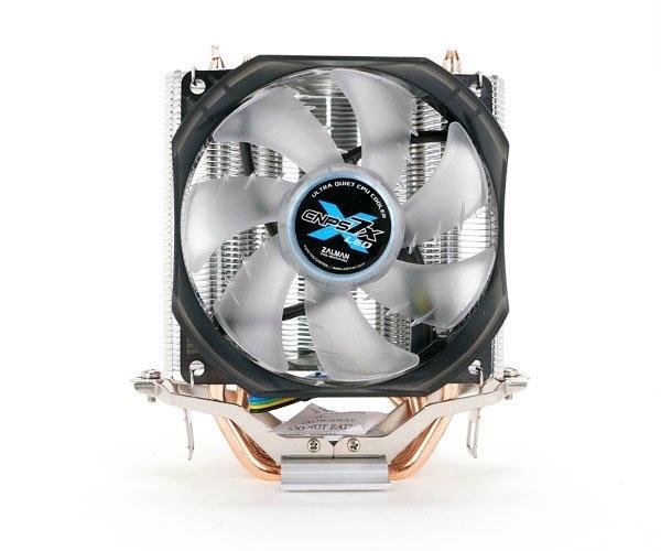 Chladič Zalman CNPS7X PLUS LED 92 mm Blue LED Fan PWM 3x heatpipe