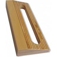 Dřevěný dorazník papíru pro EBA-IDEAL 4300, 4305, 4315, 4350, 432, 435, 436, 4205, 4215, 4250