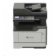LEXMARK Multifunkční ČB tiskárna MX321adw, A4, 36ppm, 1024MB, barevný LCD displej, duplex, ADF, USB 2.0, LAN,wi-fi