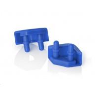 NOCTUA NA-SAVP5.blue - sada 16 ks proti vibračních podložek pro ventilátory, modrá
