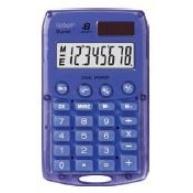 REBELL kalkulačka - StarletV BX - fialová