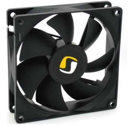 SilentiumPC přídavný ventilátor Zephyr 92/ 92mm fan/ ultratichý 13,9 dBA