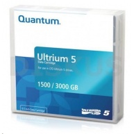Quantum LTO5 Ultrium 1500/3000 GB RW Data Cartridge  MR-L5MQN-01