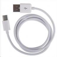 Samsung datový kabel EP-DW700CWE, USB-C, 1,5 m, bílá (bulk)