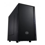 case Cooler Master minitower Centurion Silencio 352 Matte, mATX,black, USB3.0, bez zdroje, odhlučněný