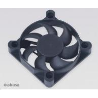 AKASA ventilátor AK-5010MS, 50 x 10mm, kluzné ložisko, retail